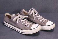 CB15 Converse All Star Classic Chucks Low-Top Unisex Sneaker Gr. 40 Canvas grau