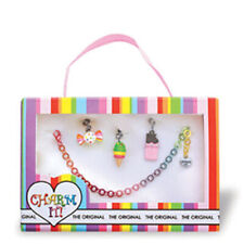 Charm It - You're So Sweet Bracelet & Charms Gift Set + Charm It Booklet