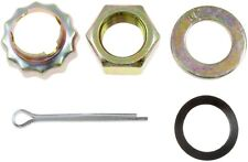 Spindle Lock Nut Kit-Nut Kit - Carded Front,Rear Dorman 04983