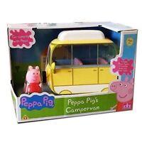 Peppa Pig Campervan Small Camper Van Peppa Figure & Accessories Toy Playset