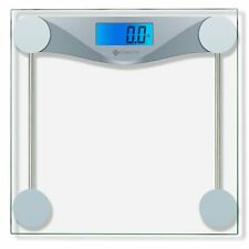 Digital Bathroom Body Weight Scale, Precision Smart Step-on technology, Durable