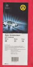 ORIG. ticket Champions League 2012/13 borussia dortmund-ajax amsterdam!!!
