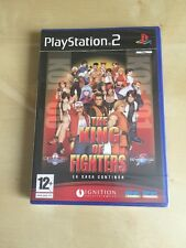 Juego The King Of Fighters 2000 2001 La Saga Continua para PS2 Nuevo precintado