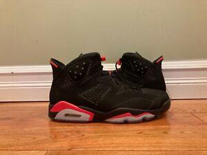 Size 10 - Jordan 6 Retro Infrared 2019