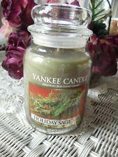 Yankee Candle Holiday Sage 22 OZ!