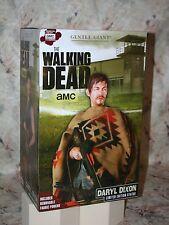 "WALKING DEAD DARYL DIXON 1/4 SCALE FIGURE STATUE 18"" TALL LTD ED #244 NEW COA"