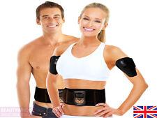 Bodi-Tek Unisex Arm Toner & Abs Abdominal Waist Stomach Muscle Body Toning Belt
