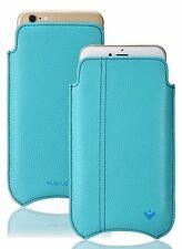 iPhone 8/7 Boites Simili-cuir Bleu NUEVUE Auto Nettoyage Antibactérien doublure