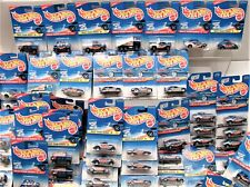 Hot Wheels Race Team Series II III IV Lot of 115 Camaro Corvette Cobra VW New