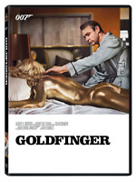 Goldfinger - James Bond OO7 (DVD) • Sean Connery, Honor Blackman