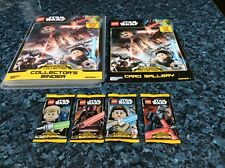 Lego Star Wars series 1 GOLD trading cards