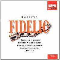Beethoven: Fidelio (Gesamtaufnahme) von Dernesch, Vickers   CD   Zustand gut