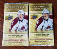 2014-15 Upper Deck Artifacts Hockey 5 card pack lots - See Full checklist within