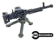 Brickarms DShK Russian Heavy Machine Gun Fits Lego BNIP