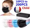Masque de Protection Taille Enfant LOT de 10-200 Pièces CD19 Pour les Enfants