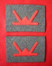 BRITISH ARMY. 53rd. ( WELSH ) INFANTRY DIVISION FORMATION BADGES.