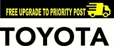 for TOYOTA decal sticker 4x4 Car Ute graphic.UV vinyl 300mm