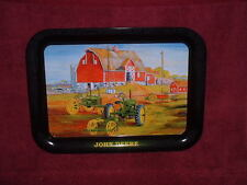 2003 Issue JOHN DEERE Diecast Metal SERVING TRAY (Final SALE)