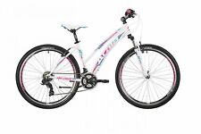 "BICI BICICLETTA DONNA ATALA MY FLOWER 27,5"" 21V 2019 MOUNTAIN BIKE CITY LADY"