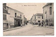60 - cpa - ORRY - Place de l'Abbé Clin  ( i 9028)