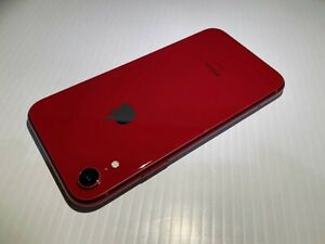 Apple iPhone XR (PRODUCT)RED - 64GB - (Unlocked) A1984 (CDMA + GSM) Excellent
