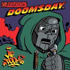 """MF Doom Operation Doomsday 2LP Vinyle Tous les deux Covers + 18"""" x 24"""" Affiche"""
