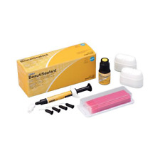 Shofu Dental 1798 BeautiSealant Fluoride Releasing Pit & Fissure Sealant Kit