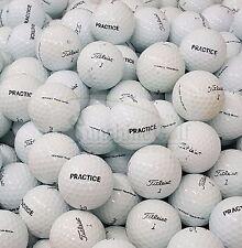 1200 AAA Titleist NXT Tour S Practice Range Used Golf Balls (3A)