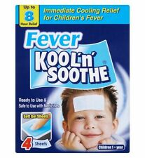 KIDS Kool 'n' Soothe Soft Gel Sheets - 4 pack - MULTI BUY SAVING!