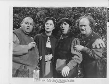 Snow White and The Three Stooges VINTAGE Photo