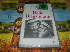 Hallo Dienstmann - Hans Moser - VHS - Neu und versiegelt