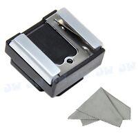 Multi Accessory Port Adapter to hot shoe mount for NIKON 1 V1 V2 AS-N1000 MSA-5