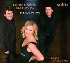 Piano Trios, New Music