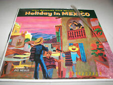 Holiday In Mexico Various Artists LP NM SF-25400