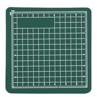 Thick Self Healing Rotating Craft Cutting Mat 8x8cm with Non-Slip Base Useful