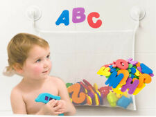 X-LARGE BABY BATH TIME TOY STORAGE SUCTIONBAG MESH BATHROOM ORGANISER NET KIDS