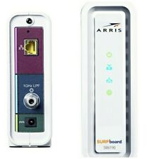 ARRIS SURFboard Factory Refurbished (32x8) DOCSIS 3.0 Cable Modem. up to 600 Mbp