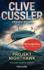 Clive Cussler, Graham Brown - Projekt Nighthawk: Die Kurt-Austin-Abenteuer (14)
