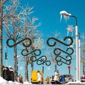 Busch H0 1061 Weihnachtsschmuck für Strassen  Neu