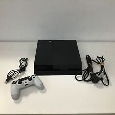 Sony Playstation PS4 CUH-1102A 500GB Console With Accessories #404