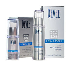 Devee Hyaluron Gel + Devee Hyaluron Augenfluid Lifting Concentrate - Sparset