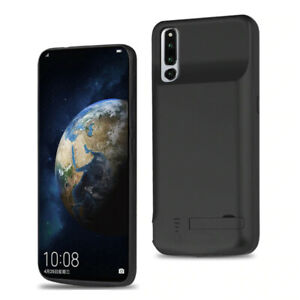 HONOR 10 Lite/Magic 2/V20/View 20 Charger Case Power Bank Battery Cover 6500mAh