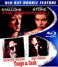 The Specialist/Tango  Cash (Blu-ray Disc, 2014, 2-Disc Set)