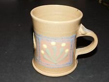 "AYSGARTH POTTERY ""GARDENERS' QUESTION TIME"" MUG NORTH YORKSHIRE"