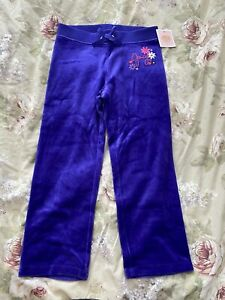 Juicy Couture Velvet Trousers