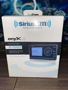 SiriusXM XEZ1V1 SiriusXM Onyx EZ Vehicle Kit Portable Satellite Radio Receiver
