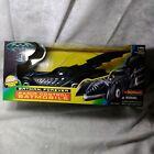 Vintage 1995 Batmobile Batman Forever Remote Control Toy In Original Box NEW