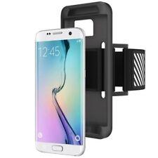 Étuis, housses et coques brassards en silicone, caoutchouc, gel pour téléphone mobile et assistant personnel (PDA) Samsung