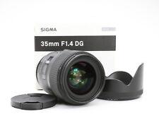 Sony Sigma 35 mm 1.4 DG HSM ART + TOP (208067)