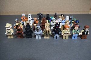 Lego Genuine Mini Figure Star Wars Select Character